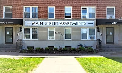Building, 929 N Main St, 0