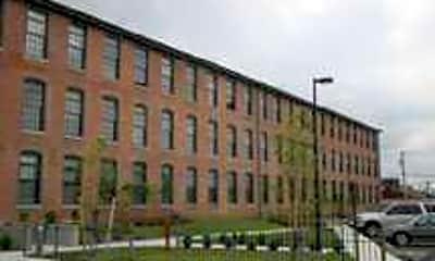 Building, Westfield Lofts, 1