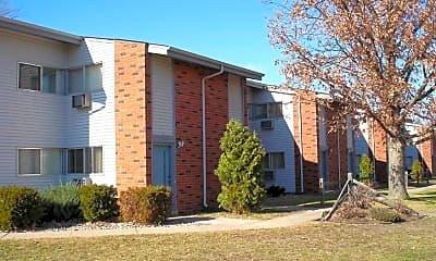 Building, Oakfield, 0