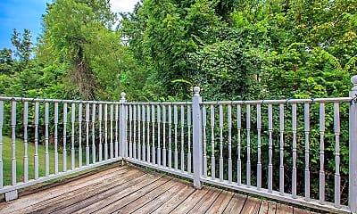 Patio / Deck, Whispering Oaks- Jackson, 2