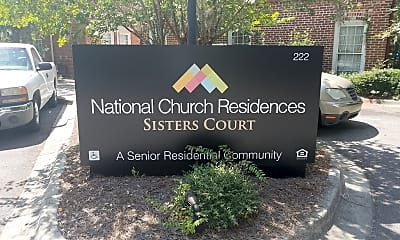 Sister's Court Apartments, 1