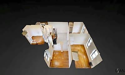 Bedroom, 2475 Hughes Ave, 2