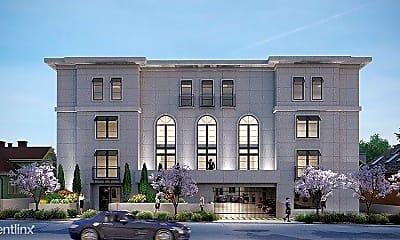 Building, 552 N Hobart Blvd, 0