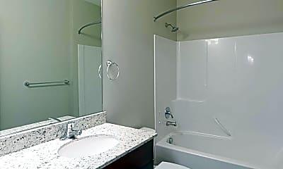 Bathroom, Chronicle Building, 2