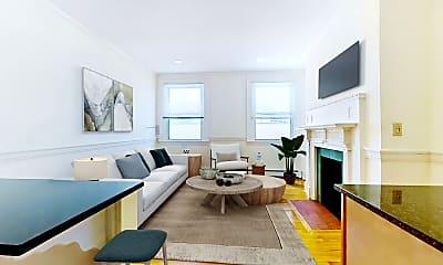 Living Room, 457 Centre Street, Unit 307, 0