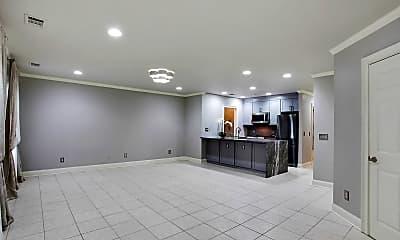 Living Room, 311 W Taylor, 1