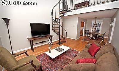 Living Room, 3073 S Buchanan St, 0