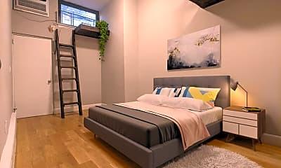 Bedroom, 22 Jones St BC, 1