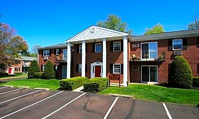 Building, The Dorchester Apartments, 0