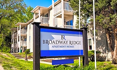 Community Signage, Broadway Ridge and Stoneside, 0