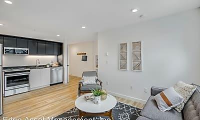 Living Room, 5635-5645 NE Glisan Street, 1