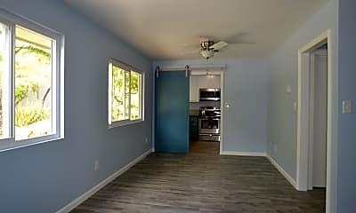 Living Room, 1600 Garden St 6, 1