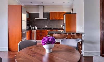 Kitchen, The Walton Residences, 1