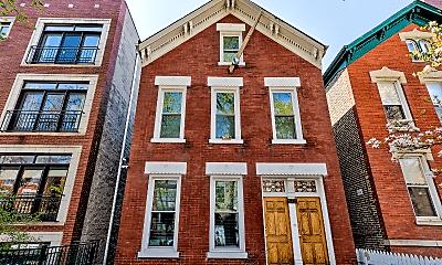 Building, 878 N Hermitage Ave, 0