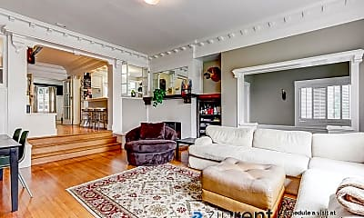 Living Room, 924 Clayton Street, 0