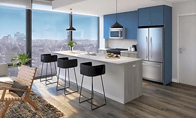 Kitchen, 2103 Elliston Pl, 1