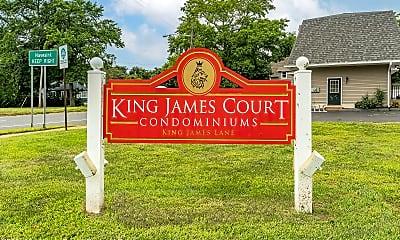 Community Signage, 29 King James Ln, 1