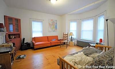 Living Room, 51 Custer St, 1