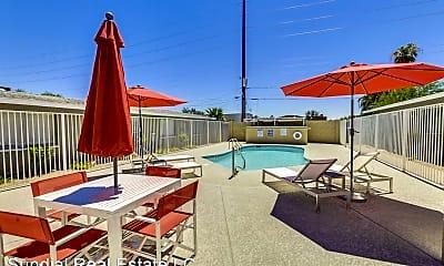 Pool, 8605 E Coronado Rd, 2