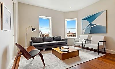 Living Room, 92 Morningside Ave 7-F, 0