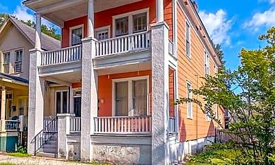 Building, 210 E Park Ave, 0