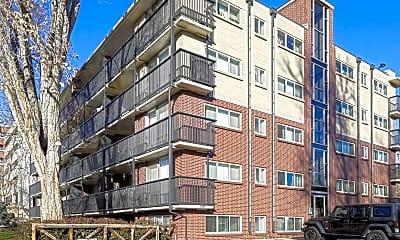 Building, Scandia Apartments, 1