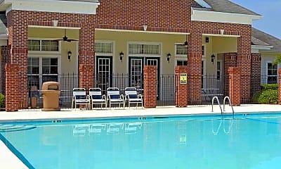 Pool, Robins Housing, 2