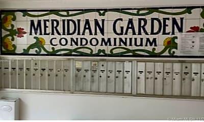 Community Signage, 525 Meridian Ave, 2