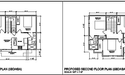 Bathroom, 1182 W Adams Blvd, 2