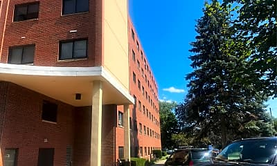 Margeson Apartments, 2