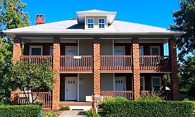 Building, 818 Lamont St, 0