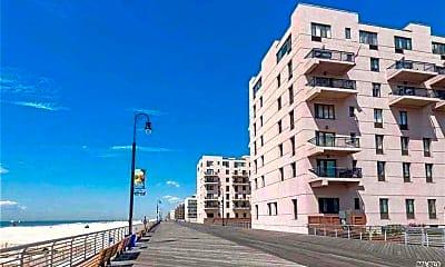 Building, 100 W Broadway 2P, 1