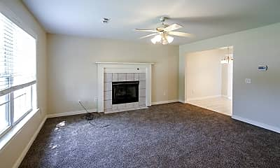Living Room, 2507 SW Choctaw St, 1
