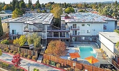 Pool, Solis Garden Apartments, 0