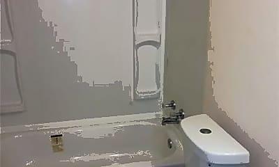 Bathroom, 3024 Elm Dr, 2