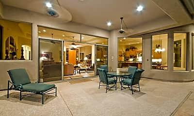 Dining Room, 10907 E Via Dona Rd, 2