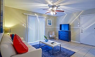 Living Room, Glen Cove, 1