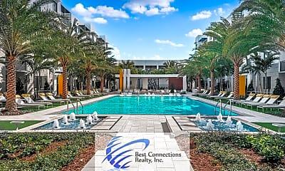 Pool, 9536 Glades Rd, 2