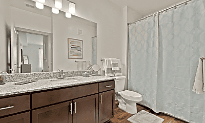 Bathroom, The Vue at Westchester Commons, 2