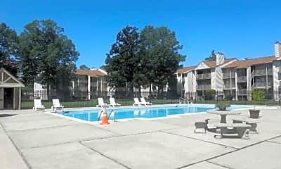 Pool, 540 Pineland Cir, 2