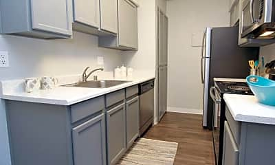 Kitchen, The Confluence, 1