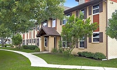 Building, Oak Manor, 2