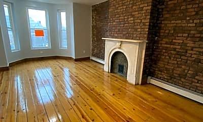 Living Room, 12 Farrington St, 1