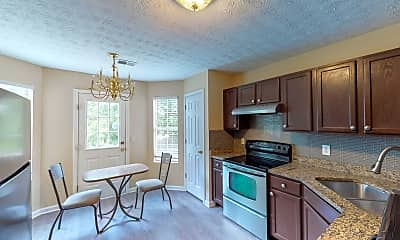 Kitchen, Room for Rent -  a 2min drive from River Rd &, 1