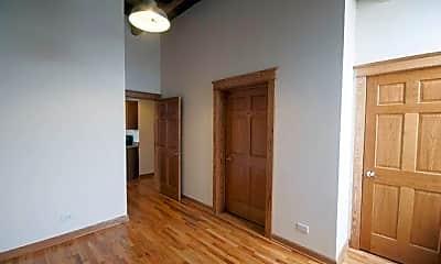 Bedroom, 216 N May St, 2