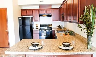 Kitchen, 200-206 Village Dr, 1