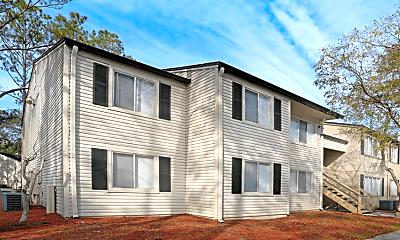 Building, Northwood, 2