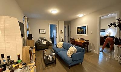 Living Room, 1460 Carroll St, 0
