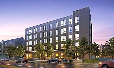 Building, Roland Apartments, 0