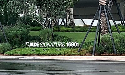 Jade Signature, 1